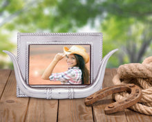 Load image into Gallery viewer, Longhorn Photo Frame - Edwina Alexis