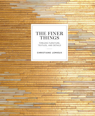 The Finer Things - Edwina Alexis