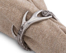 Load image into Gallery viewer, Antler Napkin Ring (Sets of 4) - Edwina Alexis