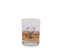 Load image into Gallery viewer, Elk Head Old Fashion Glass - Edwina Alexis