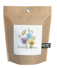 Load image into Gallery viewer, Garden-in-a-bag Thinking of You - Edwina Alexis