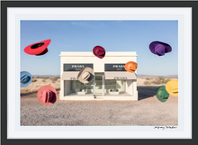 Load image into Gallery viewer, Rainbow Cowboy Hats 1 - Edwina Alexis