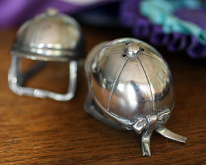 Riding Hat Salt & Pepper Set - Edwina Alexis