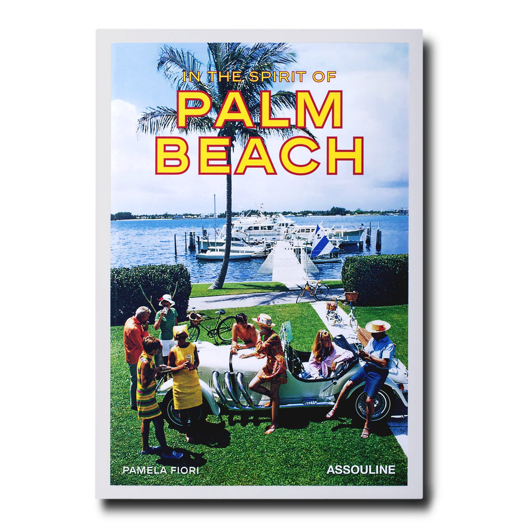 In the Spirit of Palm Beach - Edwina Alexis