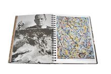 Load image into Gallery viewer, Dinner with Jackson Pollock: Recipes, Art & Nature - Edwina Alexis