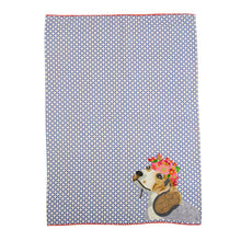 Load image into Gallery viewer, Caring Warmth Dog Dish Towel 19X27 - Edwina Alexis