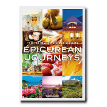 Load image into Gallery viewer, The Luxury Collection: Epicurean Journeys - Edwina Alexis