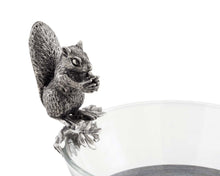 Load image into Gallery viewer, Squirrel Glass Nut Bowl - Edwina Alexis