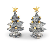 Load image into Gallery viewer, Christmas Tree With Presents Salt & Pepper Set - Edwina Alexis