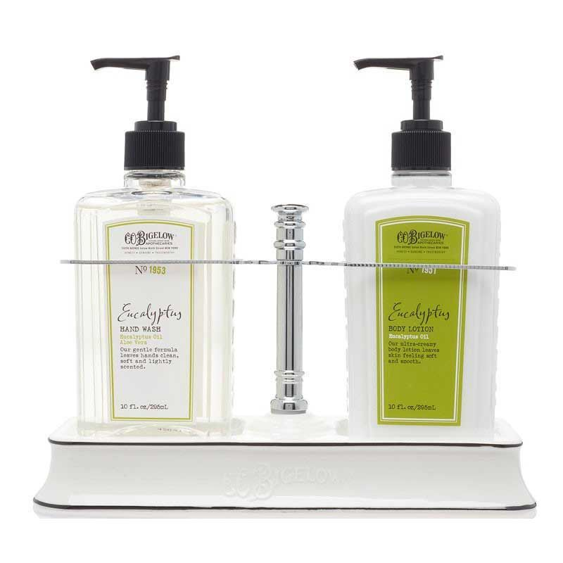 Hand Wash and Lotion Caddie - Edwina Alexis