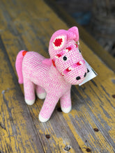 Load image into Gallery viewer, Pink Cotton Horse - Edwina Alexis