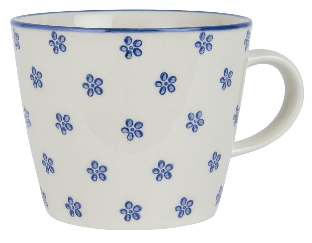 Mug - Casablanca Bloom Blue