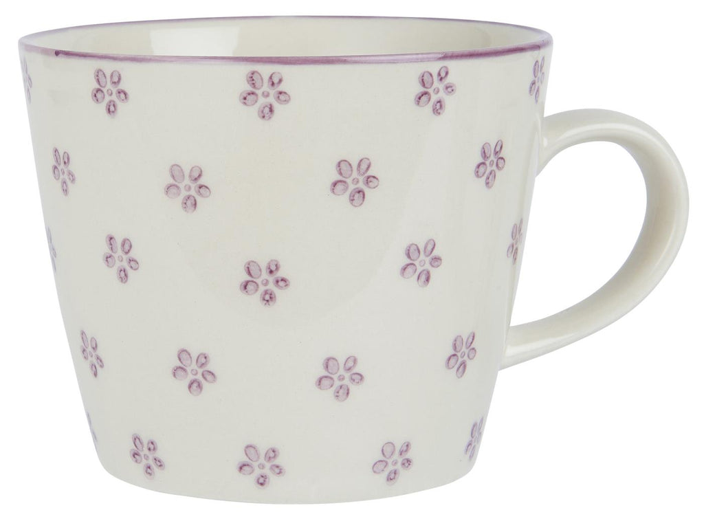 Mug - Casablanca Bloom Purple