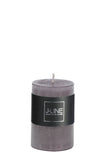 Granite Pillar Candle - Small