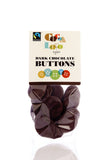 Chocolate Buttons 73% Dark 100g