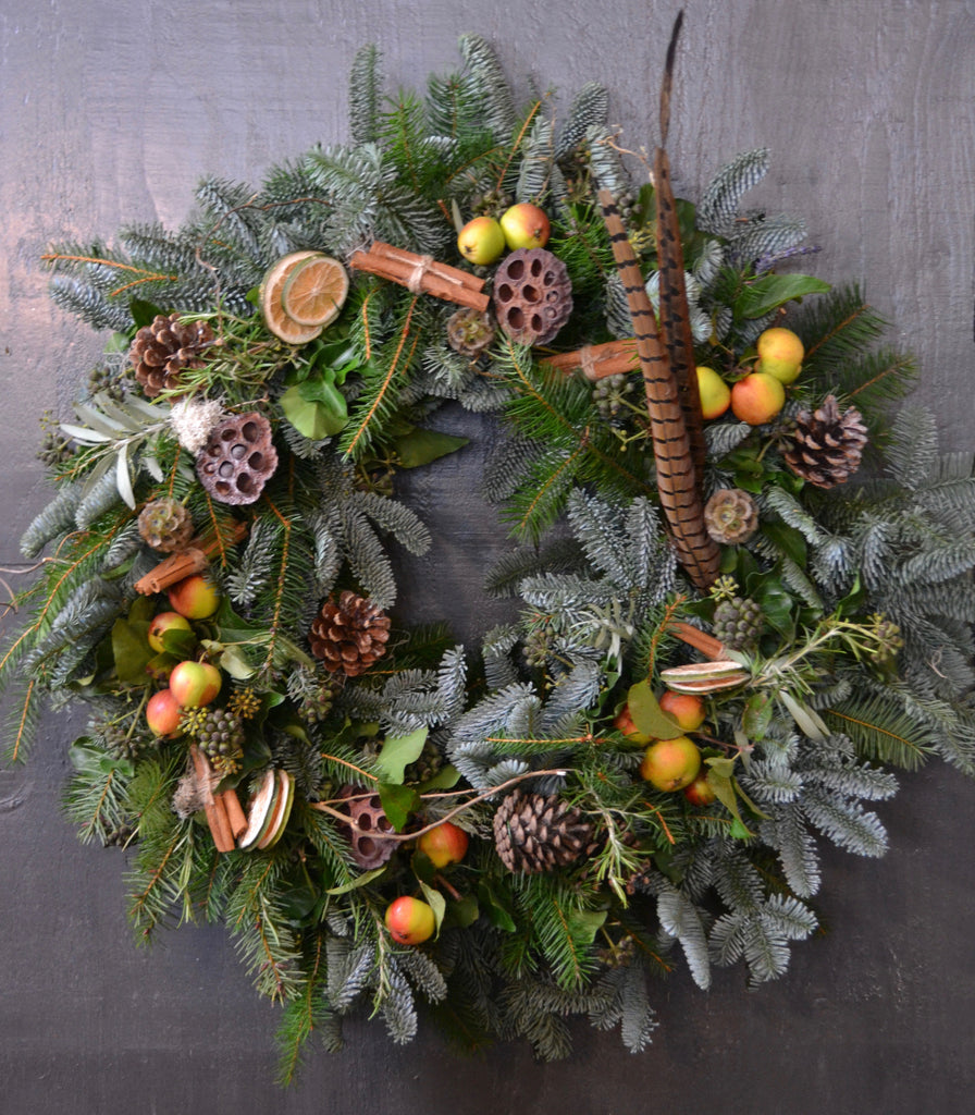 Woodland Wonder Door Wreath