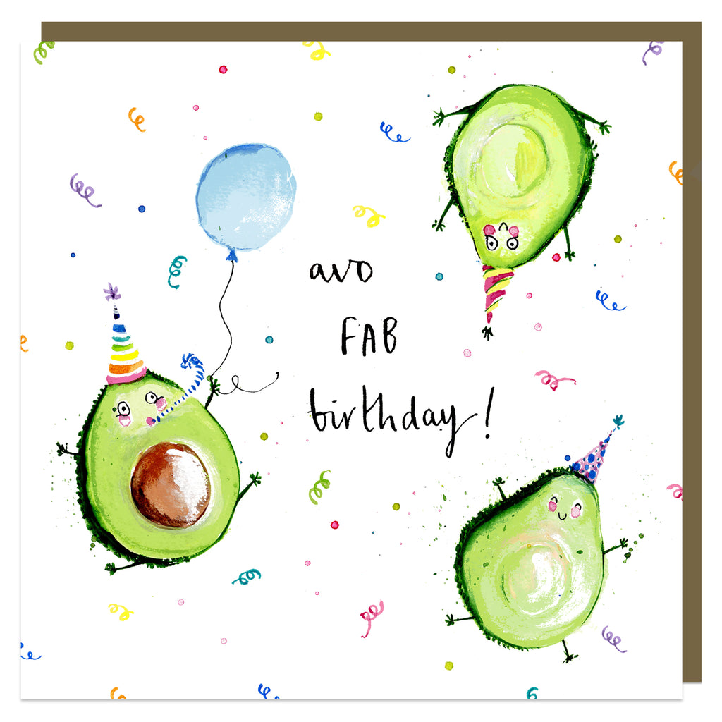 Avo fab birthday