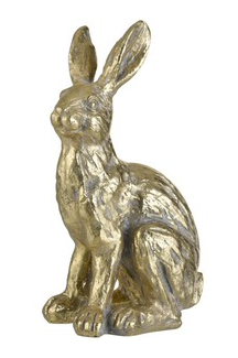 Ornamental Hare - Medium
