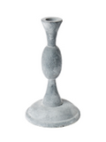 Noah Candle holder grey