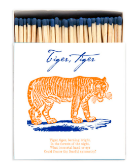 Tiger Tiger Matchbox