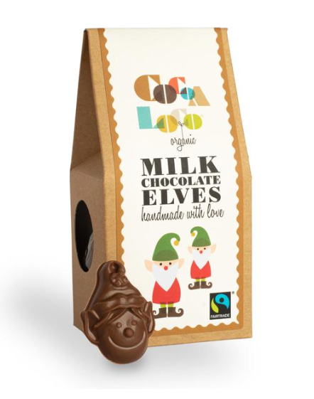 Milk Chocolate Elves