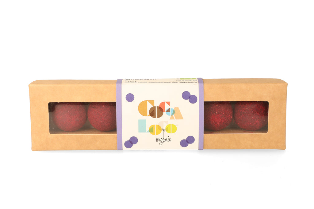 Truffles Sloe Gin 100g box of 6