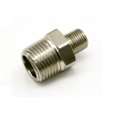 3/8 NPT X 1/8 NPT MALE UNION REDUCER