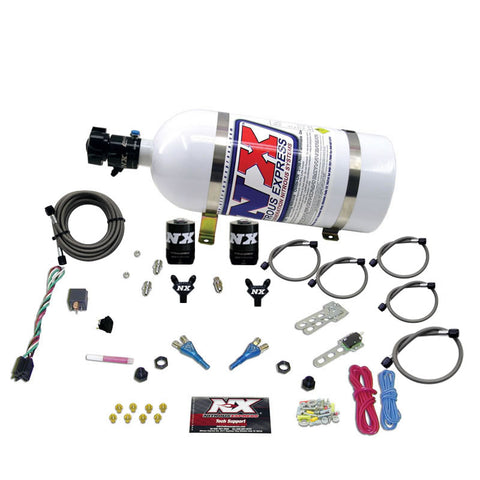 FORD GEMINI TWIN EFI DUAL NOZZLE (100-300HP) WITH 10LB BOTTLE