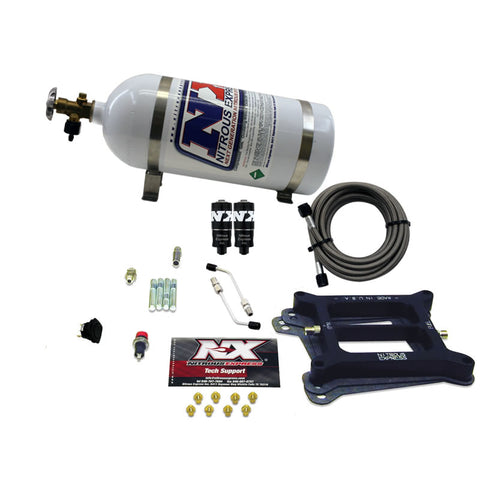 4150 HITMAN 4-BBL (100-150-200HP) WITH 10LB BOTTLE