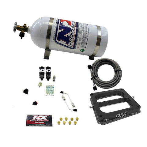 HITMAN DOMINATOR 100-150-200HP W/10LB BOTTLE (4500 FLANGE)