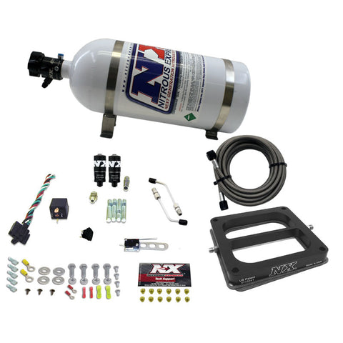 HITMAN PLUS DOMINATOR 50-200HP W/10LB BOTTLE (4500 FLANGE)