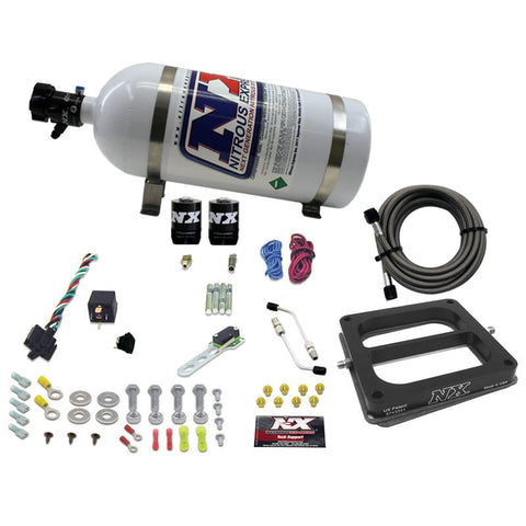 CONVENTIONAL DOMINATOR GASOLINE 100-500HP W/10LB BOTTLE (4500 FLANGE)
