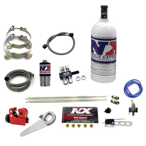 Motorcycle 4-Cylinder Dry System-2.5Lb Bottle
