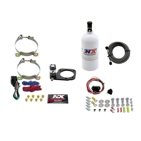 Dry Nitrous Plate System for 2001-Up Harley Soft-tail
