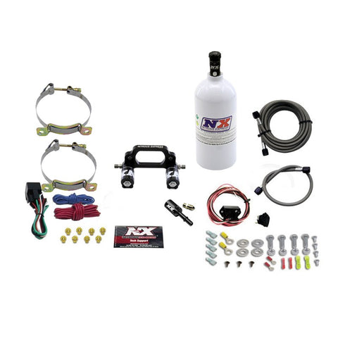 Nitrous plate system for the RZR 800cc.
