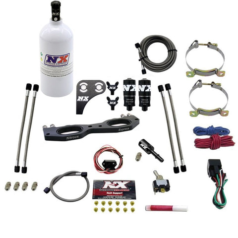 Nitrous plate system for the RZR 900cc.