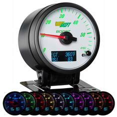 3in1 White Face Boost w/ Digital EGT & Pressure Gauge