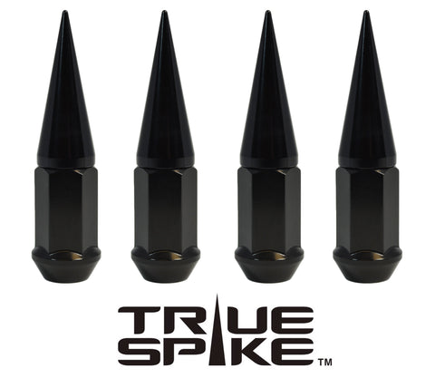 14x2.0 MM 101MM LONG 20MM WIDE SPIKES STEEL LUG NUTS ANODIZED ALUMINUM CAPS NEON COLORS 04-14 FORD F150 RAPTOR TREMOR EXPEDITION // 20MM CAP DIAMETER 51MM CAP LENGTH PART # LGC035