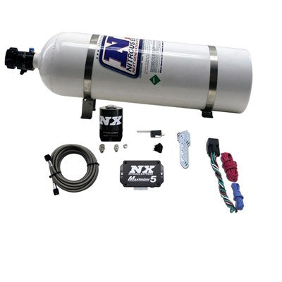 UNIVERSAL DIESEL SYSTEM WITH PROGRESSIVE CONTROLLER, 15LB BOTTLE