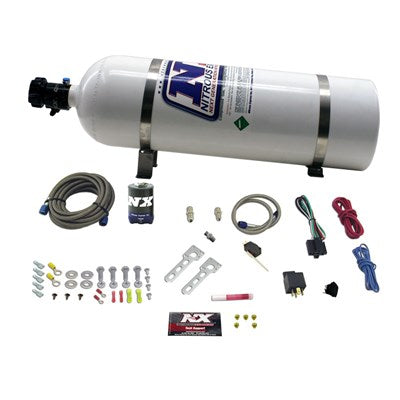 DIESEL STACKER 2 WITH .093 NITROUS SOLENOID, 150 HP