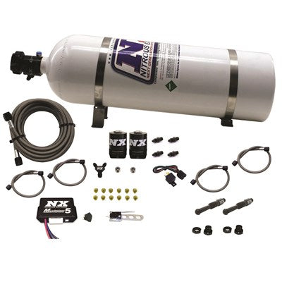 SX2D DUAL STAGE DIESEL SYSTEM WITH PROGRESSIVE CONTROLLER