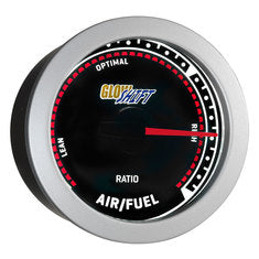Tinted Narrowband Air/Fuel Ratio Gauge