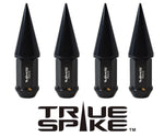 14X1.5 MM 101MM LONG CNC MACHINED FORGED STEEL EXTENDED SPIKE (25MM DIAMETER) LUG NUTS ANODIZED ALUMINUM CAPS TRUCK LENGTH 00- UP CHEVROLET SILVERADO TAHOE GMC SIERRA 12-UP DODGE RAM 15-UP F150 // 25MM CAP DIAMETER 51MM CAP LENGTH PART NUMBER LGC020