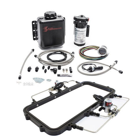 Holley Hi-Ram Plenum Plate Direct Port Water Methanol System With VC-50 Controller