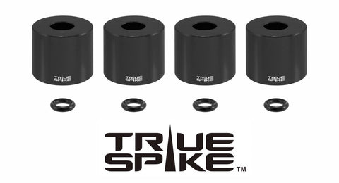LUG NUT SLEEVE COVERS ROUND FOR 1.137 SHANK LUG NUTS MANY FINISHES TO CHOOSE // PART # LGS008