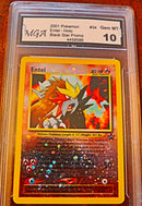 "ENTEI MGA 10-  2001' - HOLO ""BLACK STAR"""
