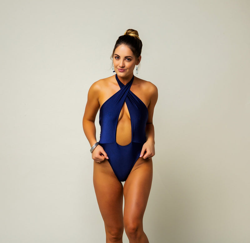 Pitanga One Piece - Navy - Babseys