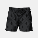 Harlequins - Midnight Black Swim Shorts - Babseys