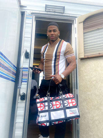 Nelly - Real Husbands of Hollywood - HEED NYC Custom Bag