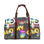 HEED NYC GLOMY NY2MX Traveler Duffle Bag - HEED NYC